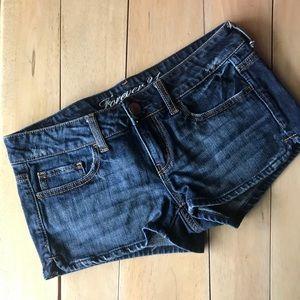 Forever 21 Jean Short Shorts